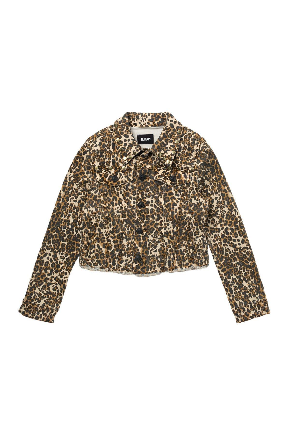 Image of HUDSON Jeans Jungle Jacket