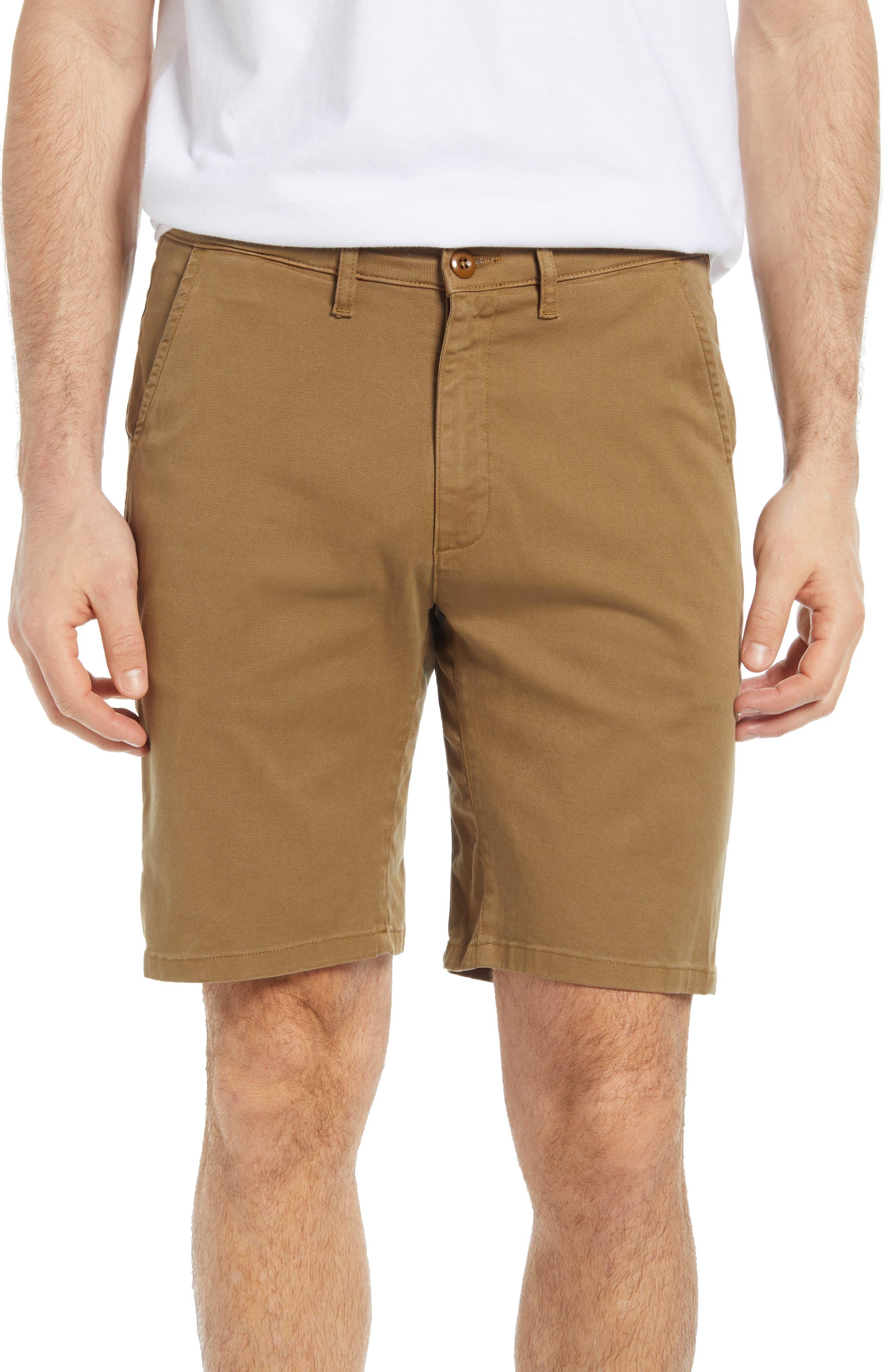 Live Lite Journey Stretch Cotton Blend Shorts