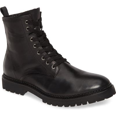 Allsaints Whitmore Plain Toe Boot, Black