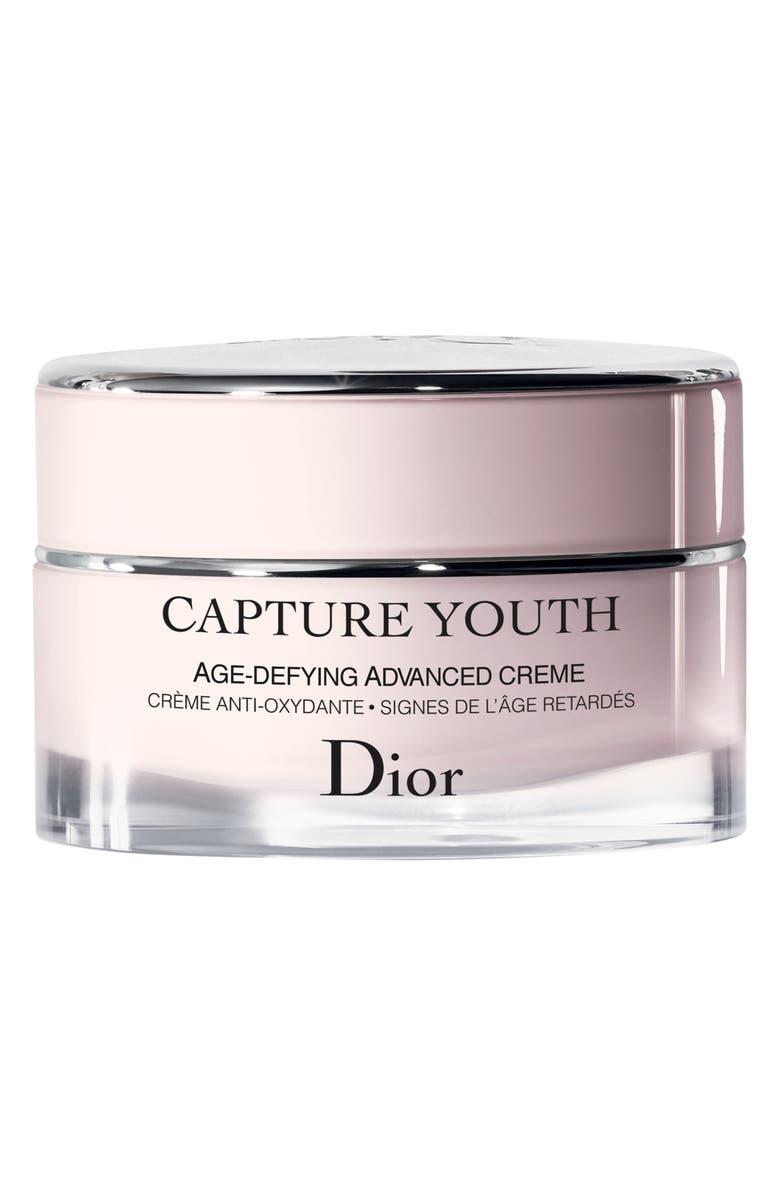 DIOR Capture Youth Age-Delay Advanced Crème, Main, color, NO COLOR