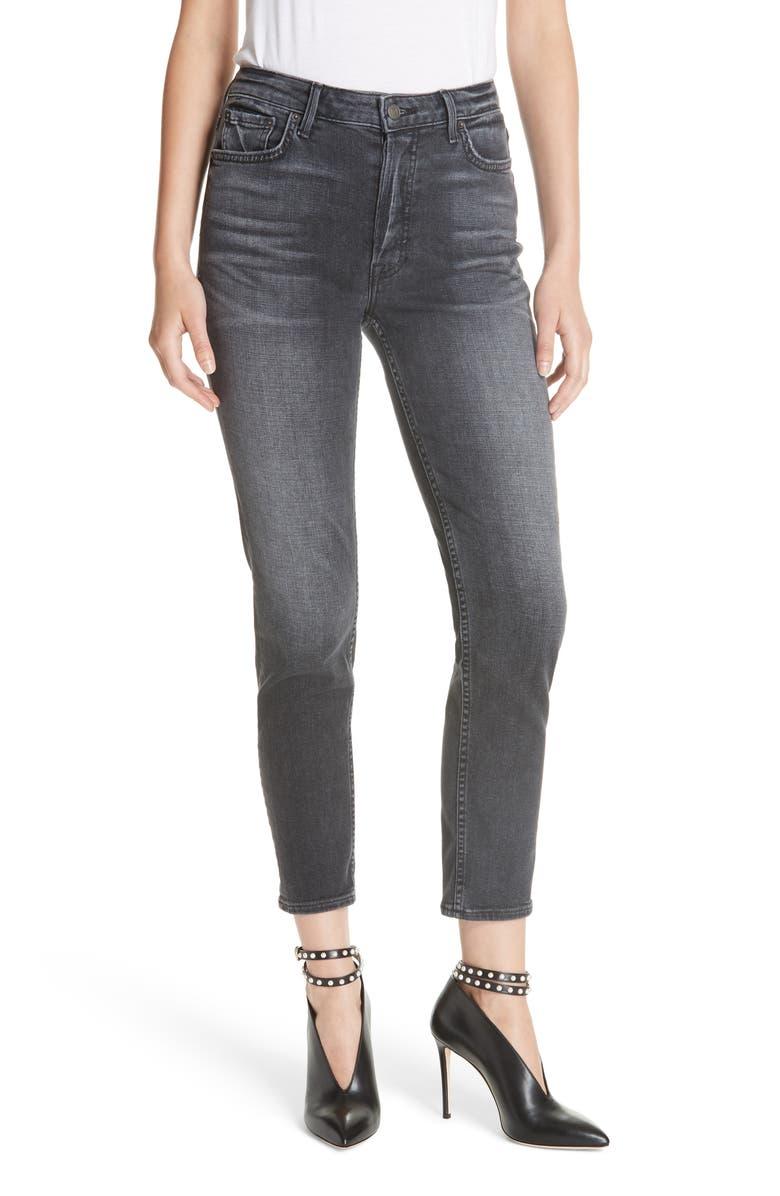 GRLFRND Kiara Ankle Boyfriend Jeans, Main, color, 020