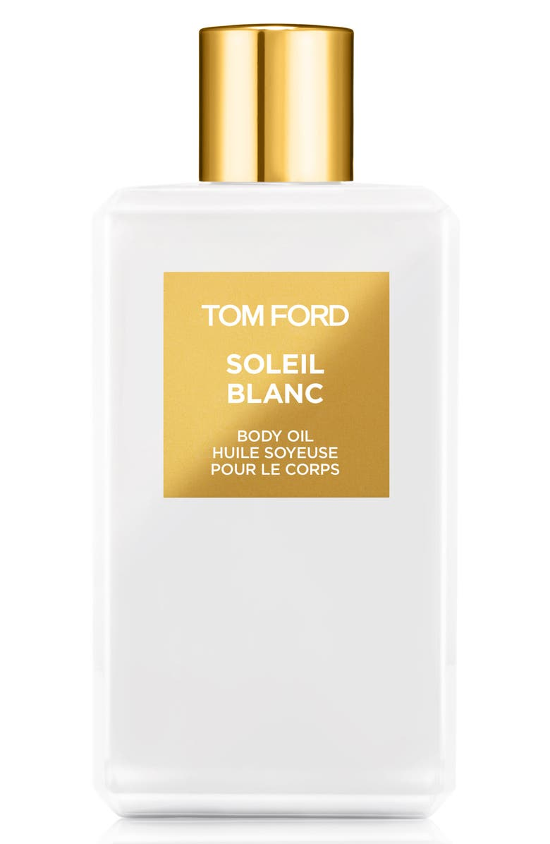 TOM FORD Private Blend Soleil Blanc Body Oil, Main, color, NO COLOR