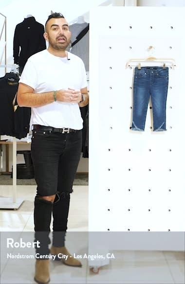 Kids' The Markie Tulip Hem Skinny Jeans, sales video thumbnail