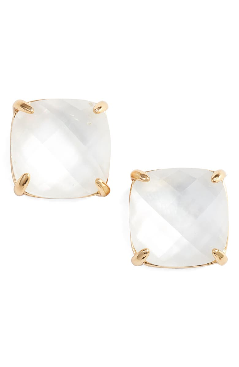 1562edbc932a05 kate spade new york small square stud earrings | Nordstrom