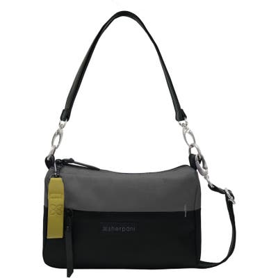 Sherpani Mini Skye Convertible Crossbody Bag - Grey