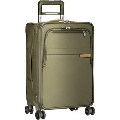 Briggs & Riley Baseline Domestic 22-Inch Expandable Rolling Carry-On -