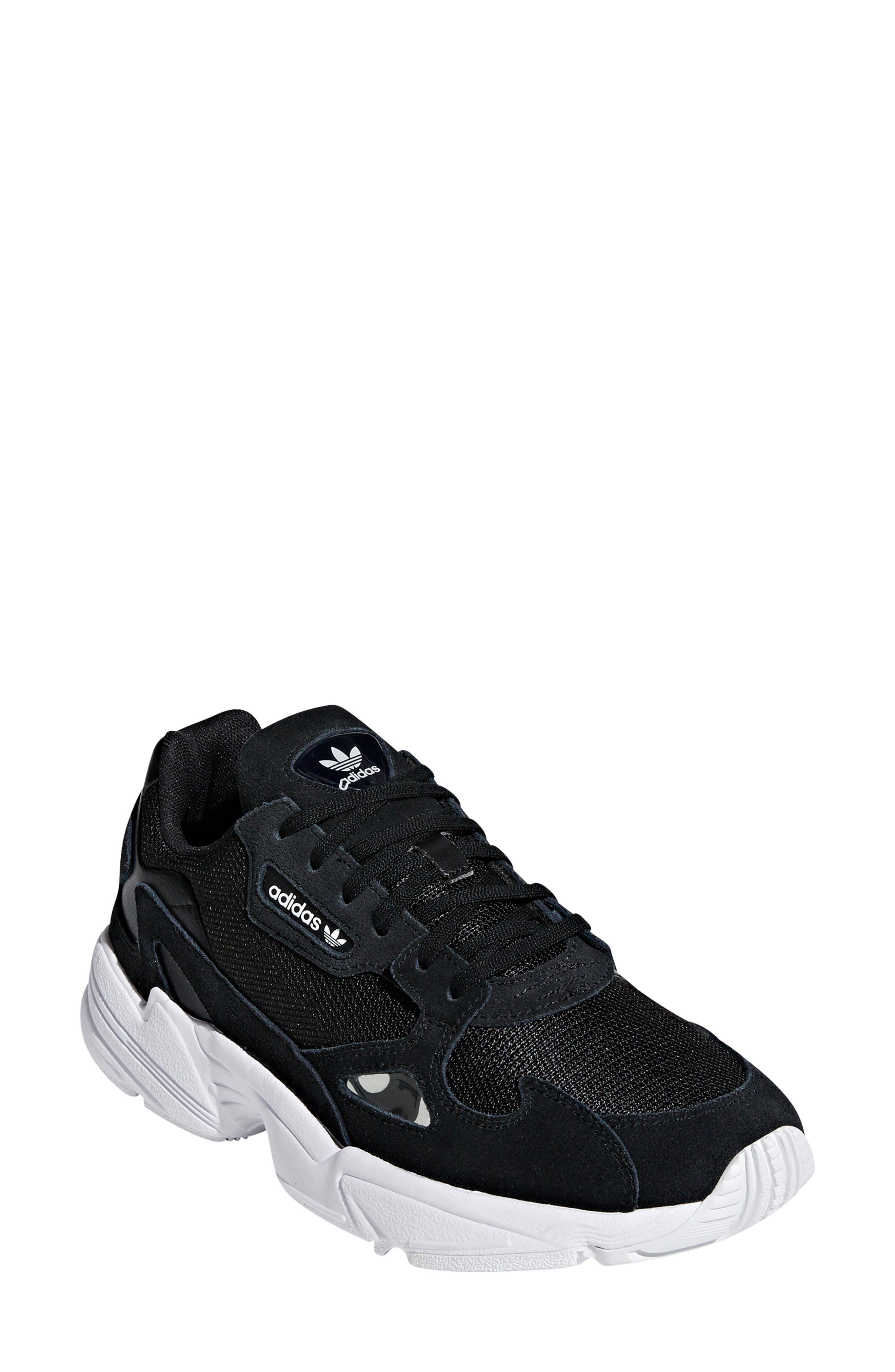 Adidas Falcon Sneaker, Black