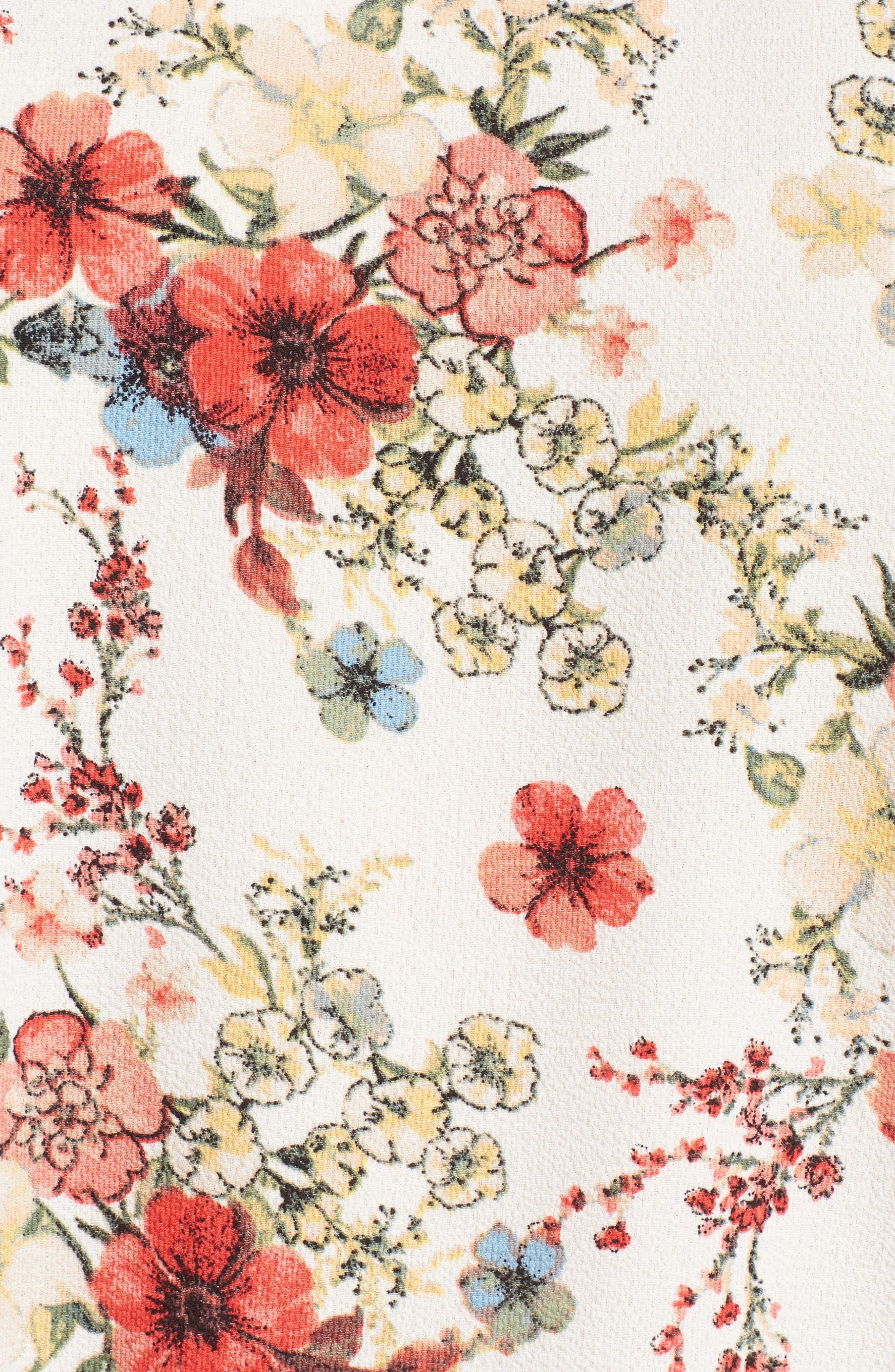 ,                             Ruffled Handkerchief Hem Top,                             Alternate thumbnail 70, color,                             905