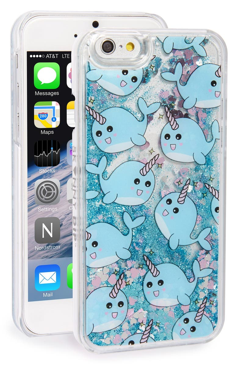 Twelve Nyc Glitter Unicorn Iphone Case