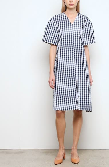 Gingham Shift Dress, video thumbnail
