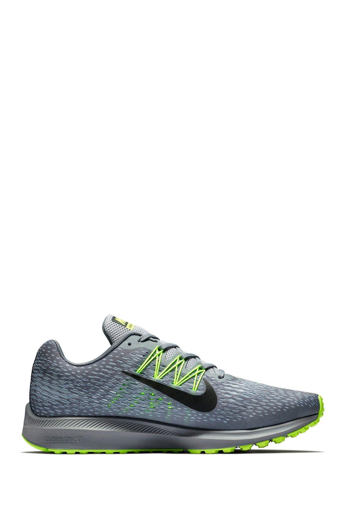 Nike   Zoom Winflo Athletic Sneaker