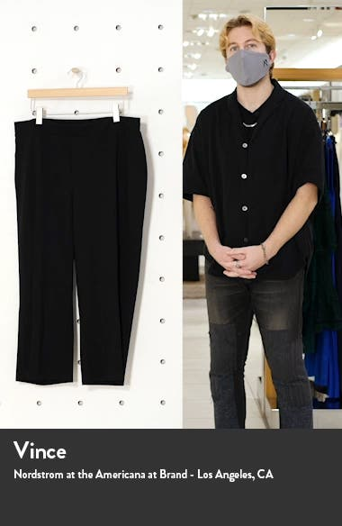 Crop Wide Leg Pants, sales video thumbnail