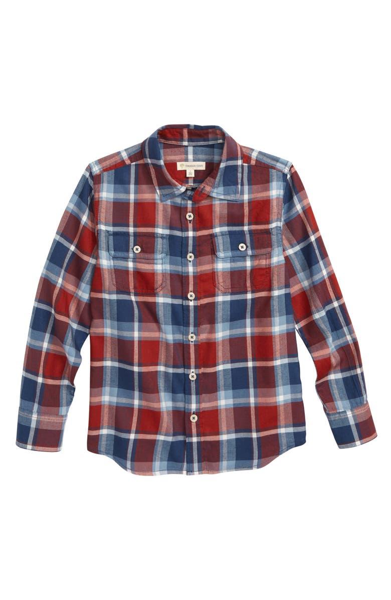 56143590f Tucker + Tate Flannel Shirt (Toddler Boys, Little Boys & Big Boys ...