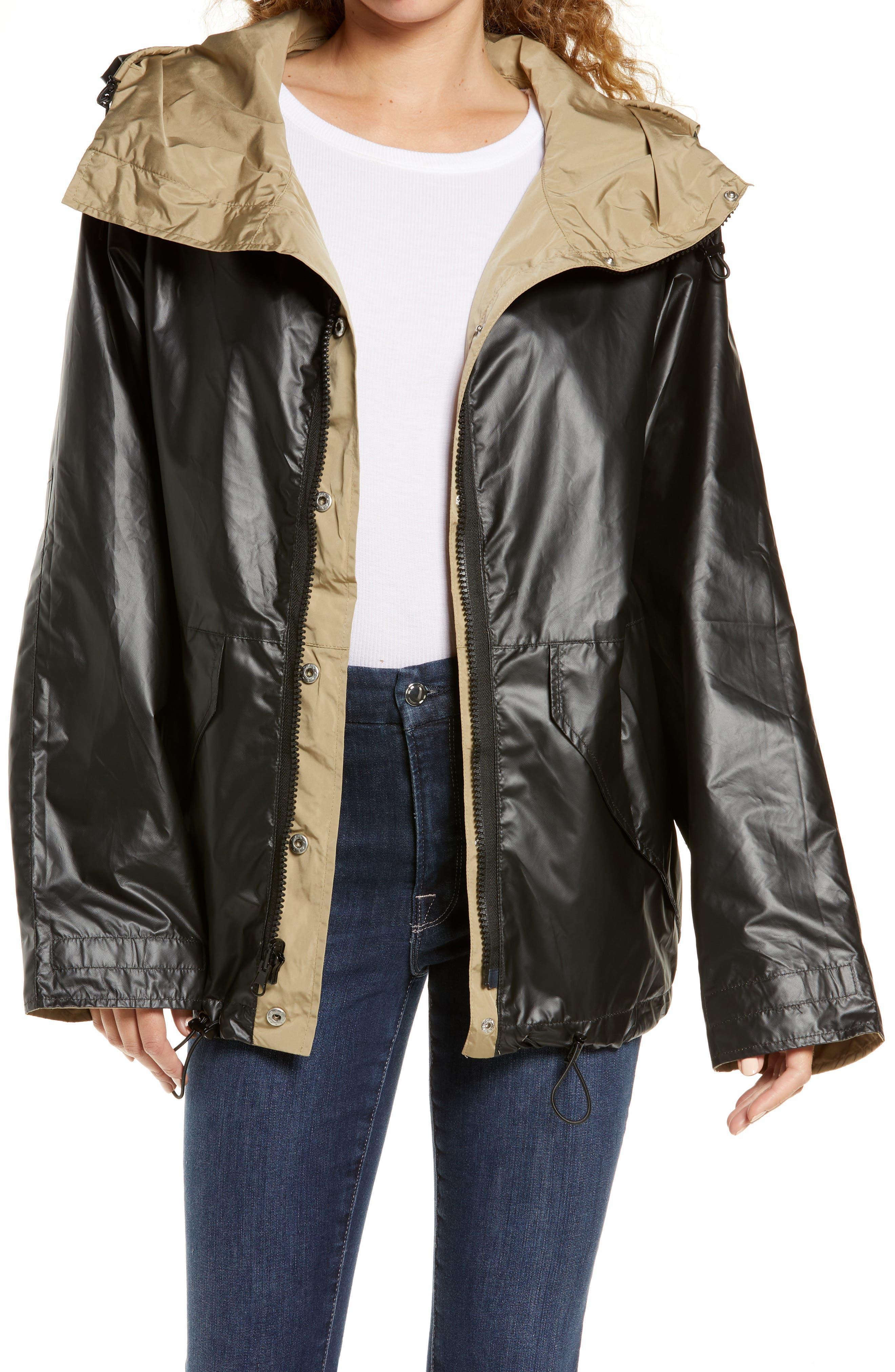 Women's By. dyln Kendrick Reversible Hooded Jacket
