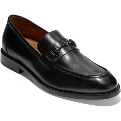 Cole Haan American Classics Kneeland Bit Loafer, E - Black