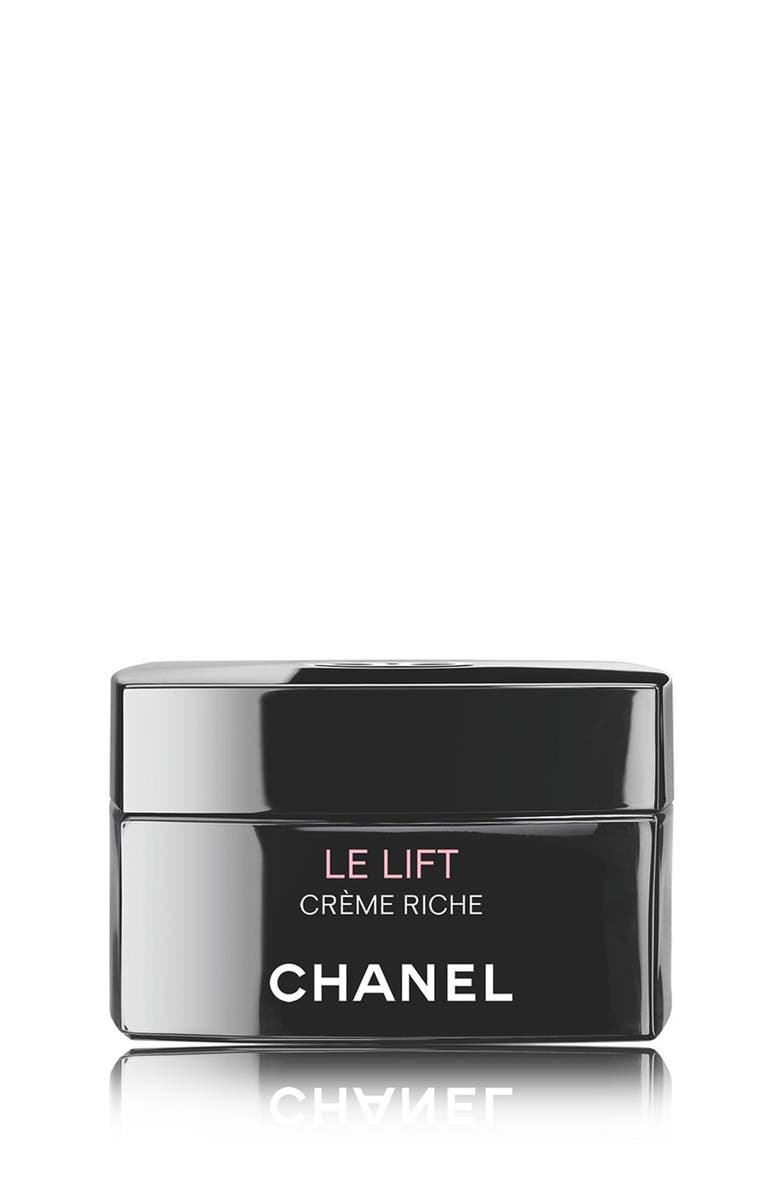 CHANEL LE LIFT CRÈME RICHE <br />Firming Anti-Wrinkle Cream, Main, color, NO COLOR