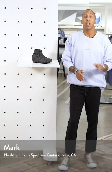 Camryn Knit Bootie, sales video thumbnail