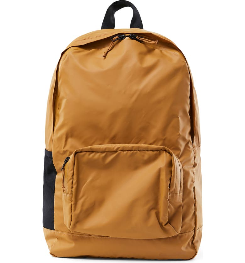 RAINS Mover Backpack, Main, color, CAMEL