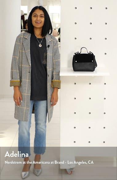 Mini Skyler Leather Satchel, sales video thumbnail