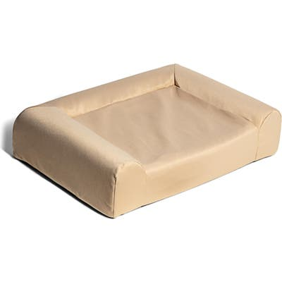 Wild One Dog Bed & Cover, Beige
