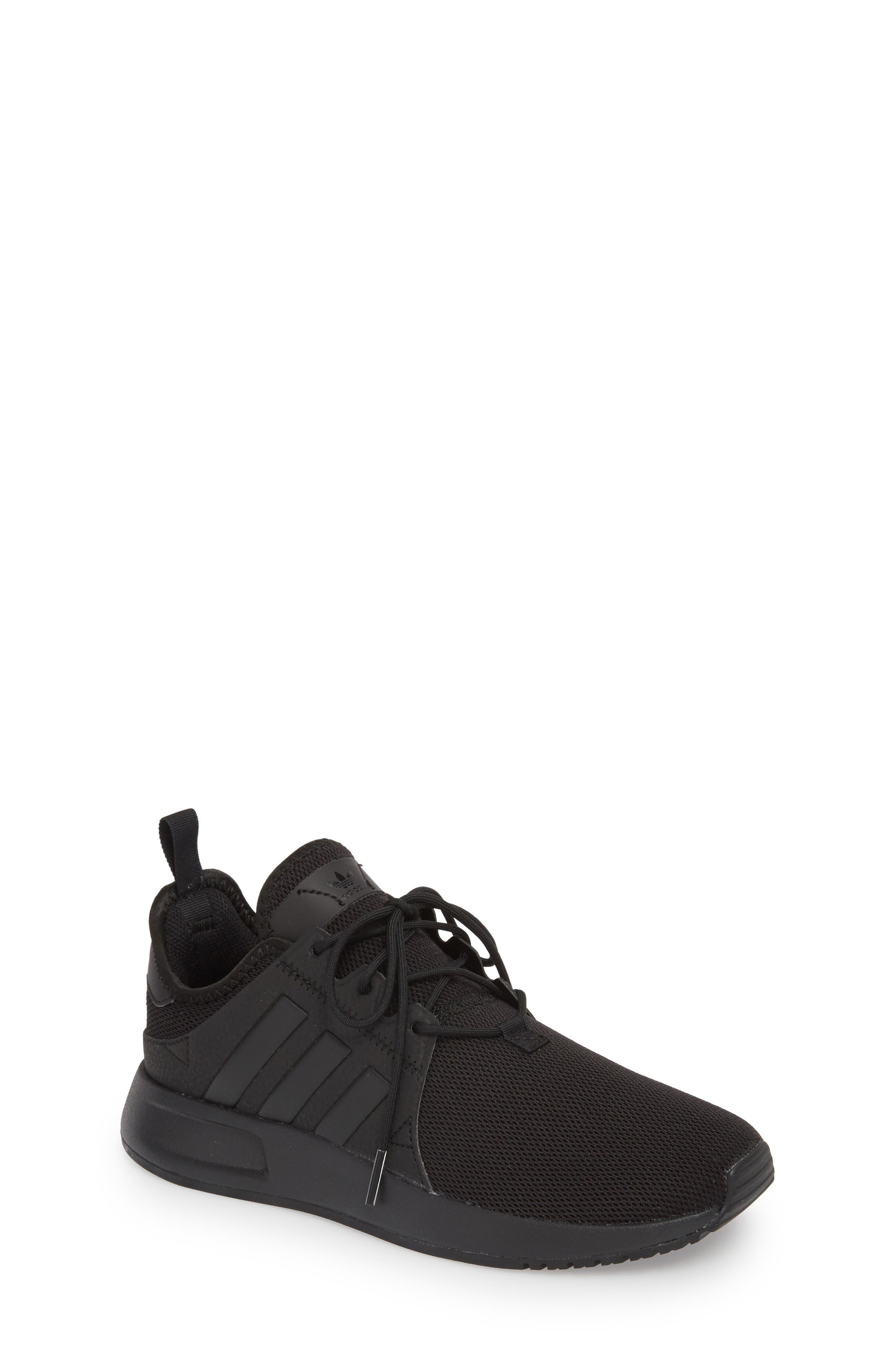 Toddler Adidas X Plr Sneaker Size 10 M  Black