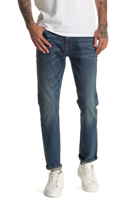 """Image of Lucky Brand 410 Athletic Fit Jeans - Inseam 30""""-32"""""""