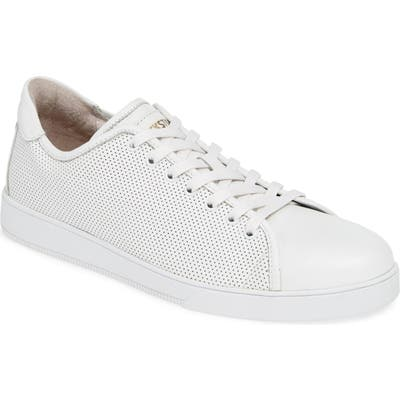 Blackstone Low Top Sneaker, US / 47EU - White