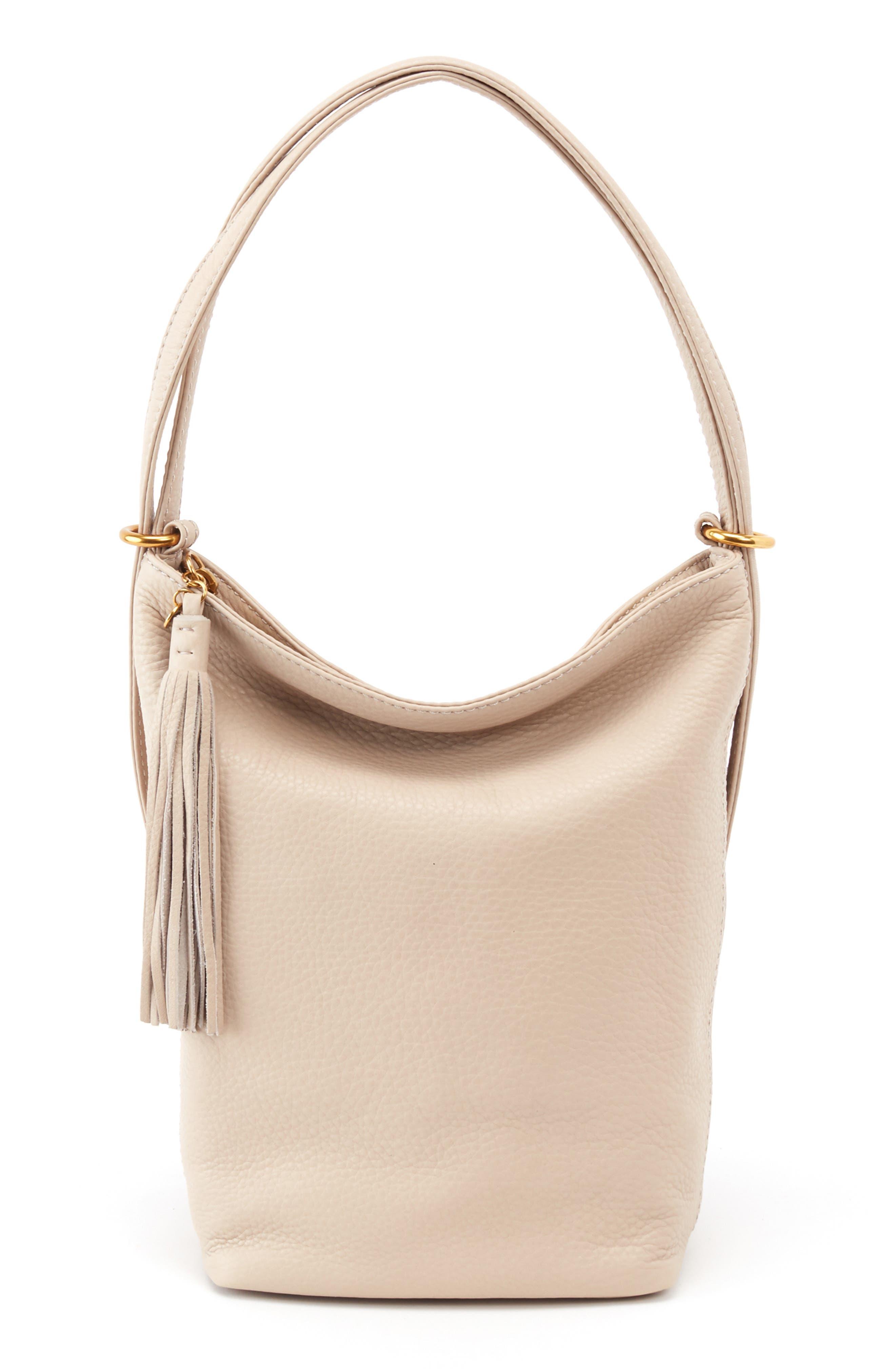 d4e2e7f08 Hobo 'Blaze' Convertible Leather Shoulder Bag - Ivory