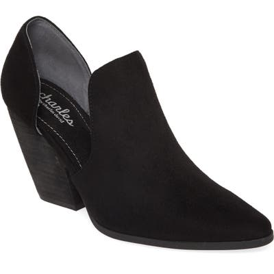 Charles By Charles David Nalani Bootie, Black