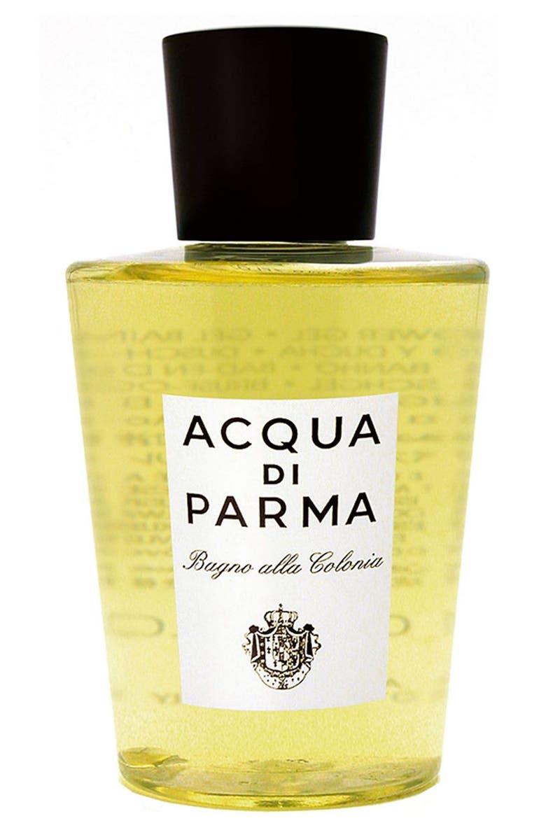 ACQUA DI PARMA Colonia Bath & Shower Gel, Main, color, NO COLOR