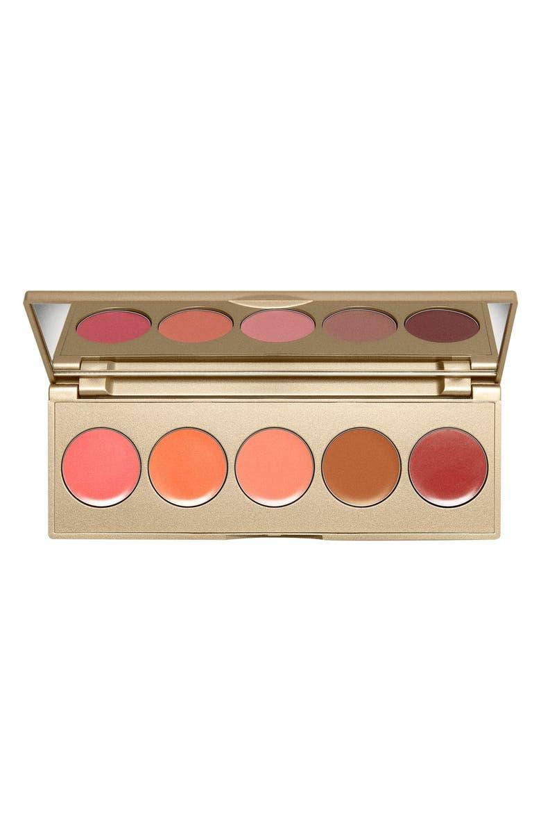 STILA Convertible Color Dual Lip & Cheek Palette, Main, color, SUNSET SERENADE