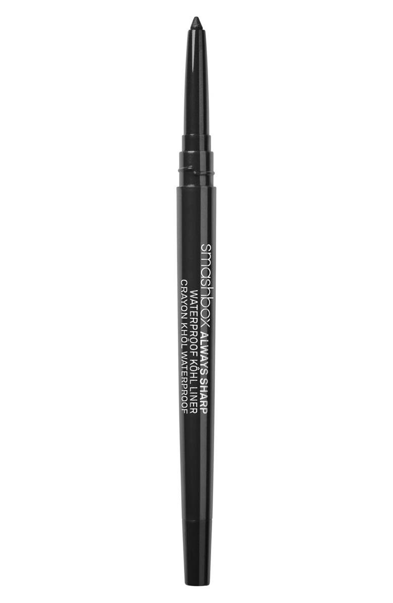SMASHBOX Always Sharp Waterproof Kôhl Liner, Main, color, RAVEN