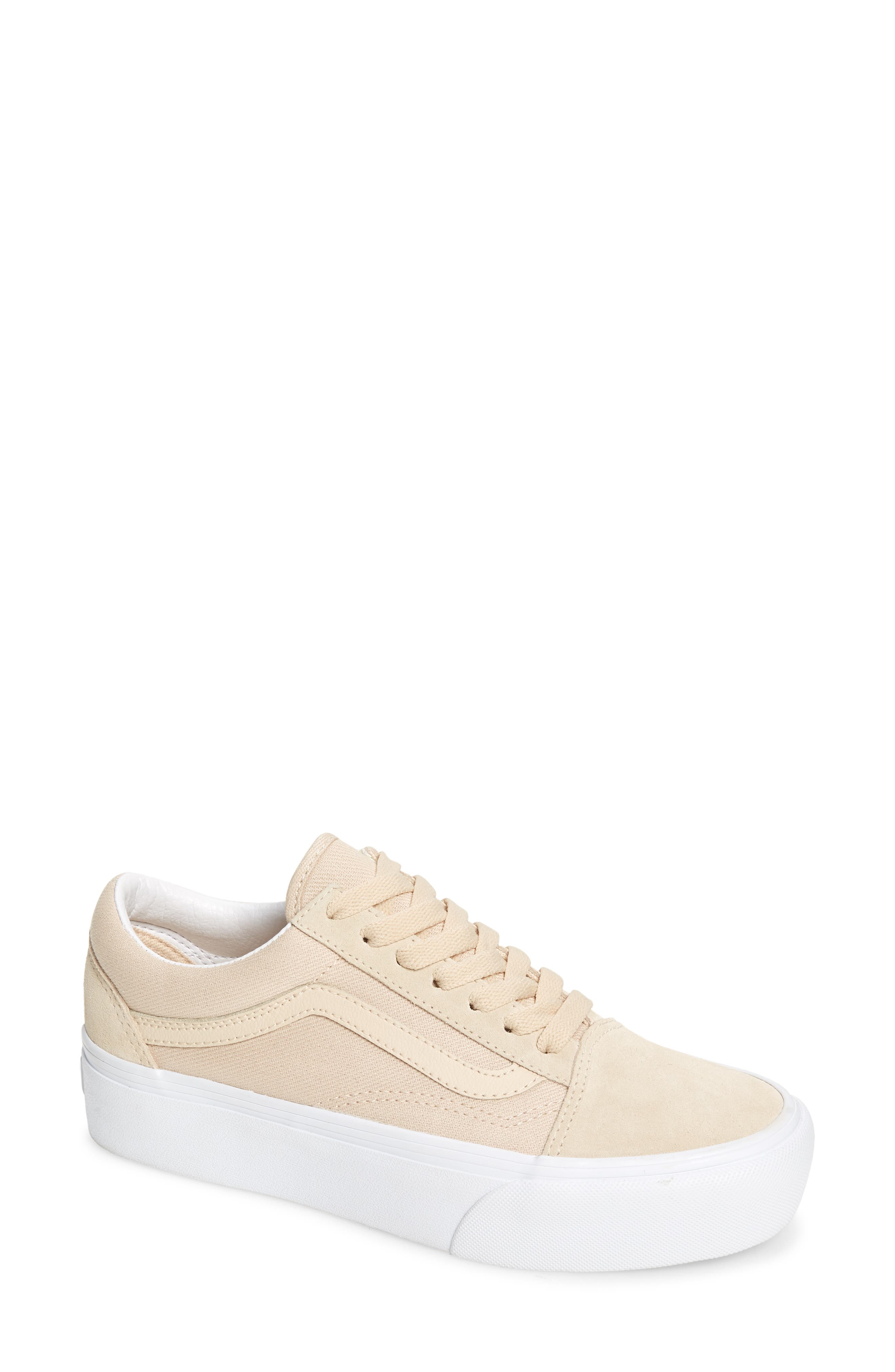 Vans Old Skool Platform Sneaker (Women