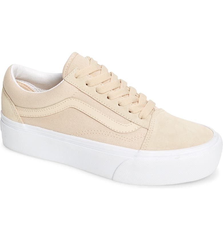 VANS Old Skool Platform Sneaker, Main, color, 260