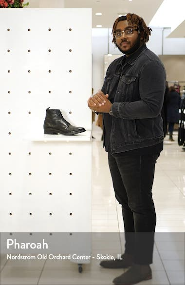 Richmond Cap Toe Lace-Up Boot, sales video thumbnail