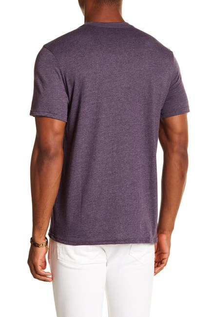 Image of Public Opinion Short Sleeve V-Neck T-Shirt