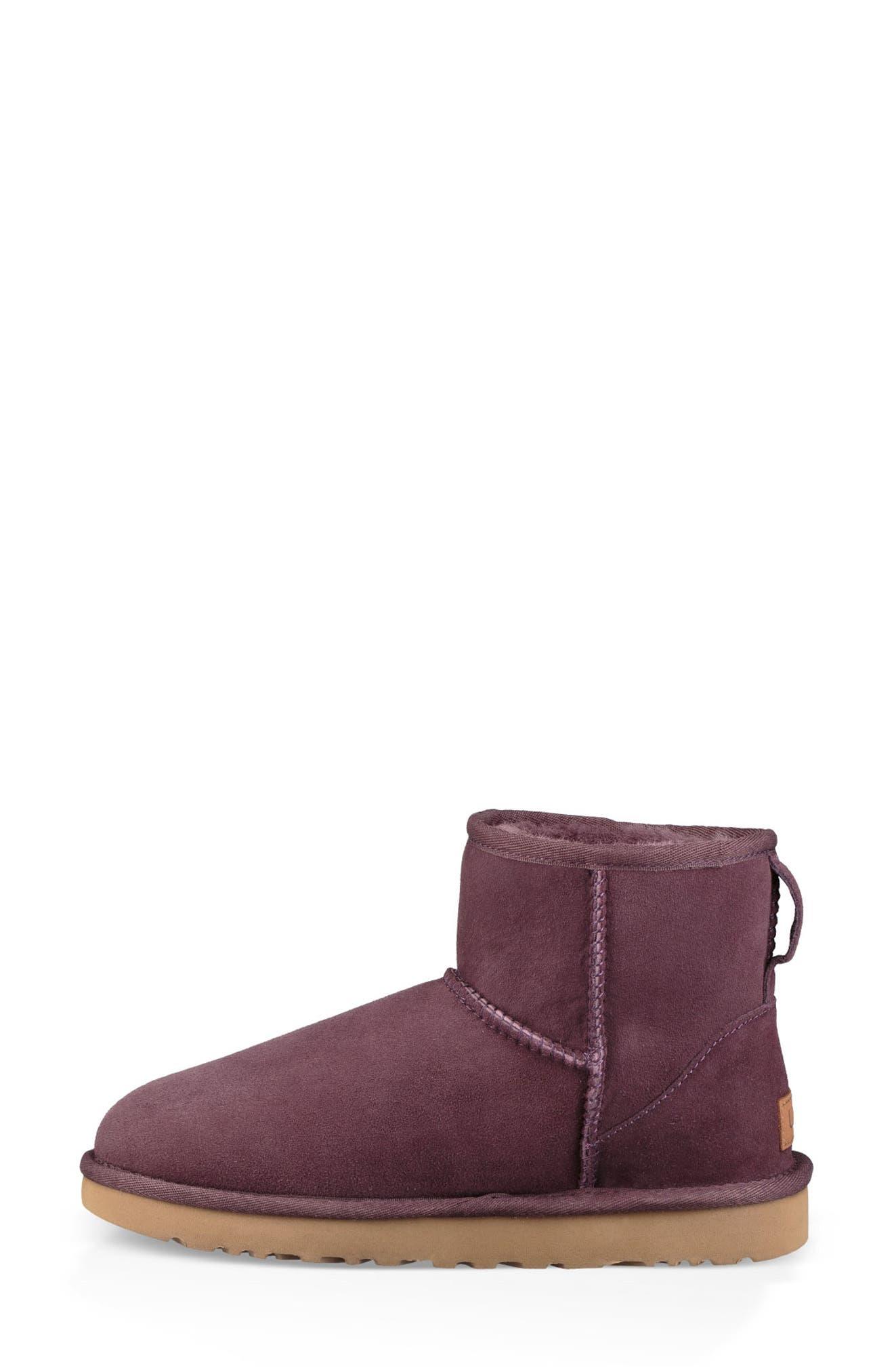 ,                             Classic Mini II Genuine Shearling Lined Boot,                             Alternate thumbnail 68, color,                             553