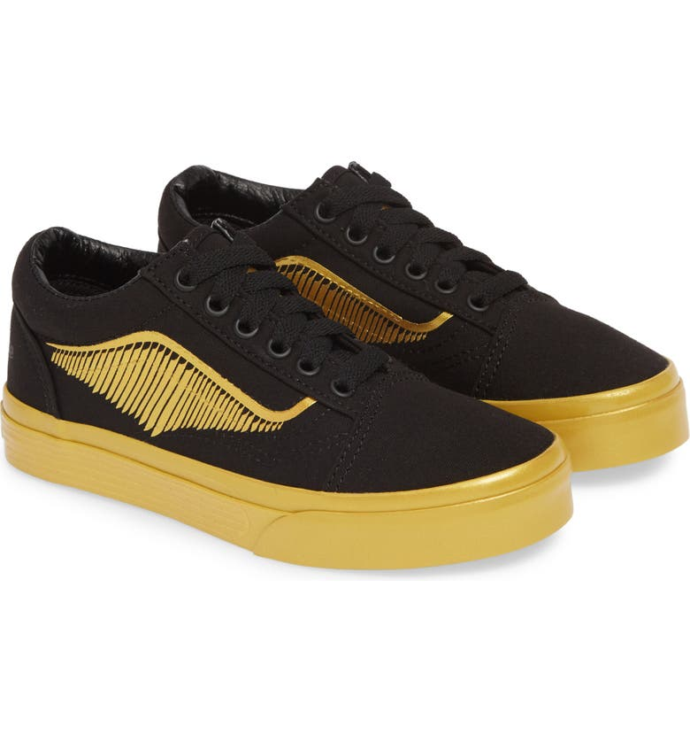 VANS x Harry Potter Old Skool Sneaker, Main, color, 001