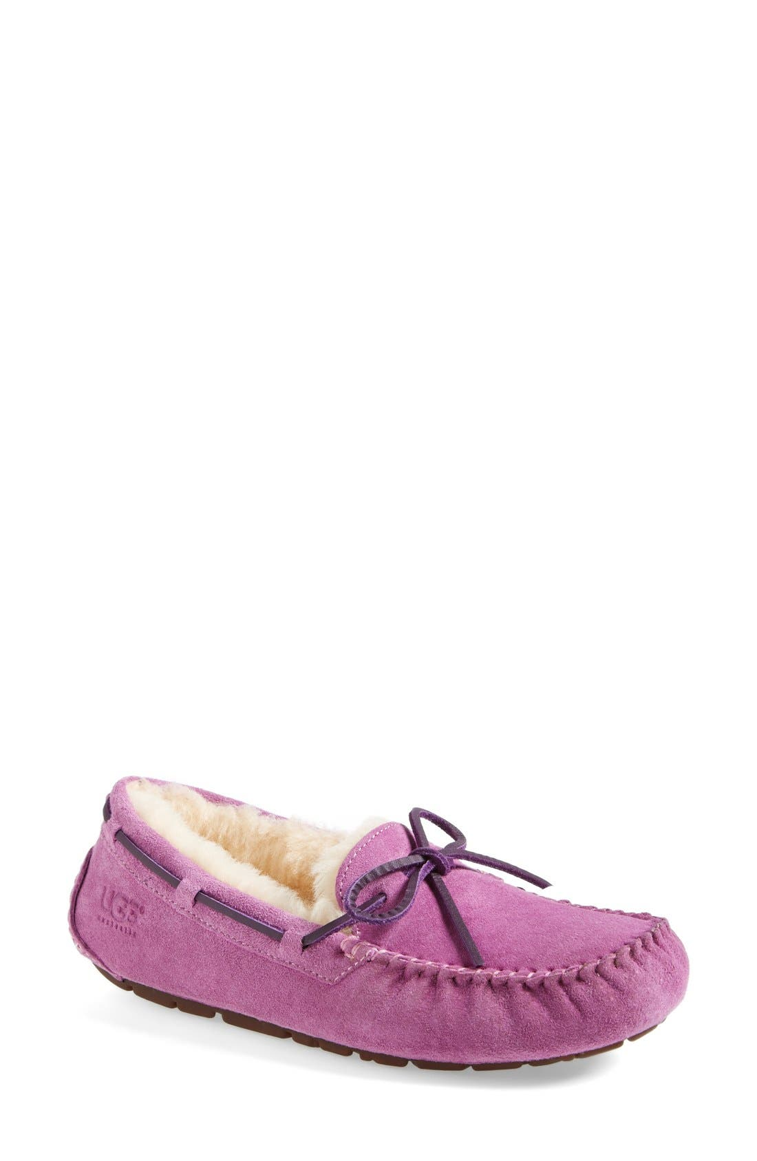 ,                             Dakota Water Resistant Slipper,                             Main thumbnail 293, color,                             900