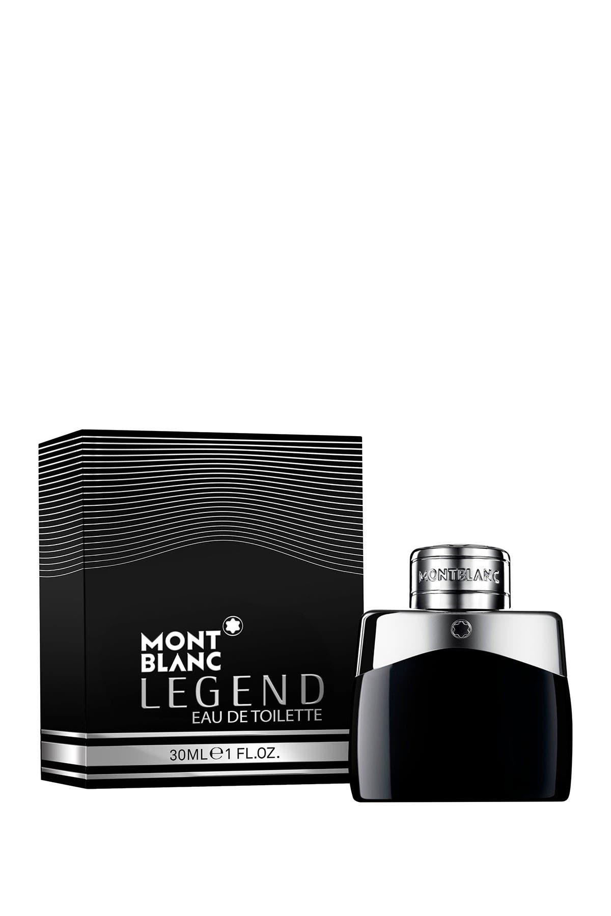 Image of Montblanc Legend Eau de Toilette Spray - 1.0 fl. oz.