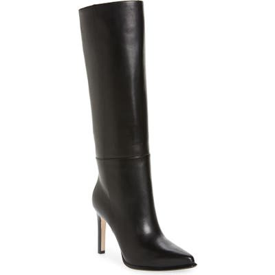 Paige Hannah Knee High Boot- Black