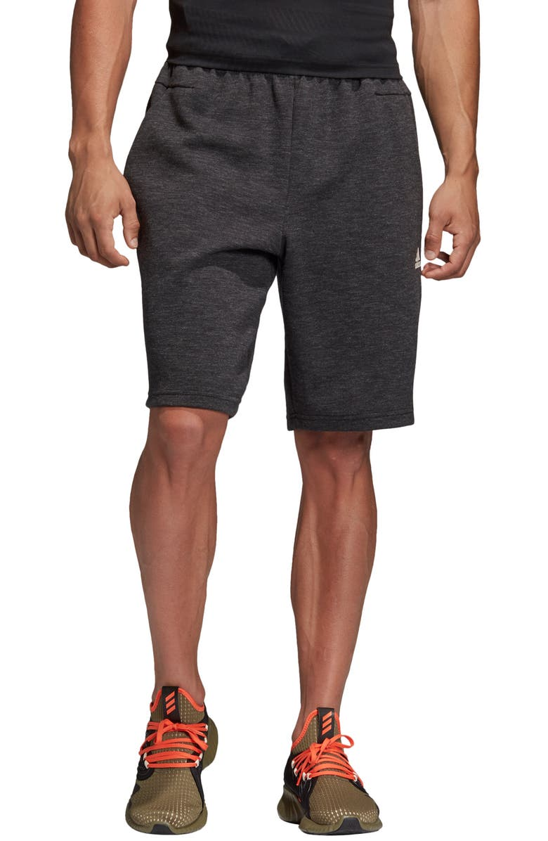 ADIDAS Stadium ID Athletic Shorts, Main, color, 001