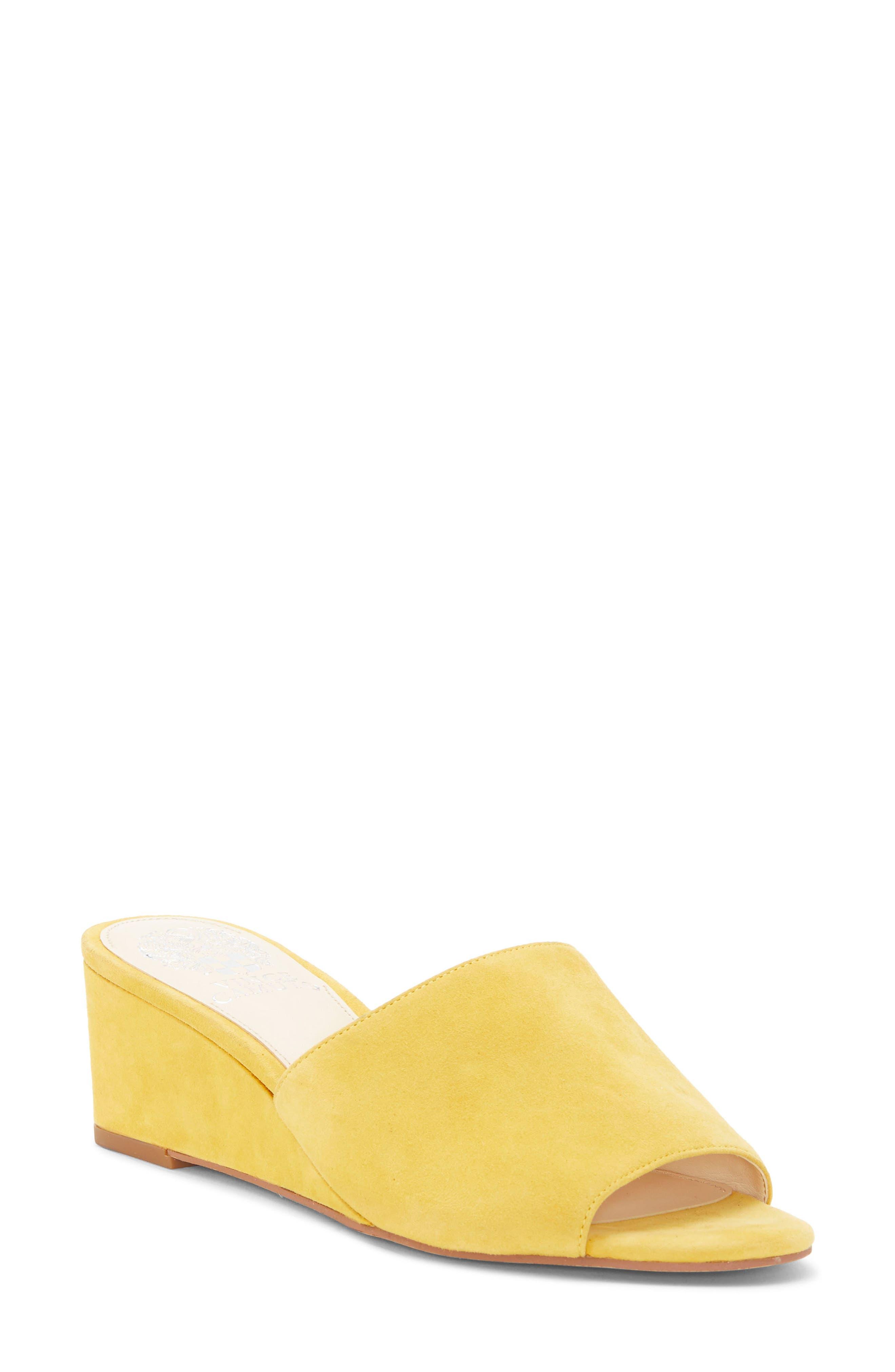 Vince Camuto Sandals Stephena Wedge Slide Sandal
