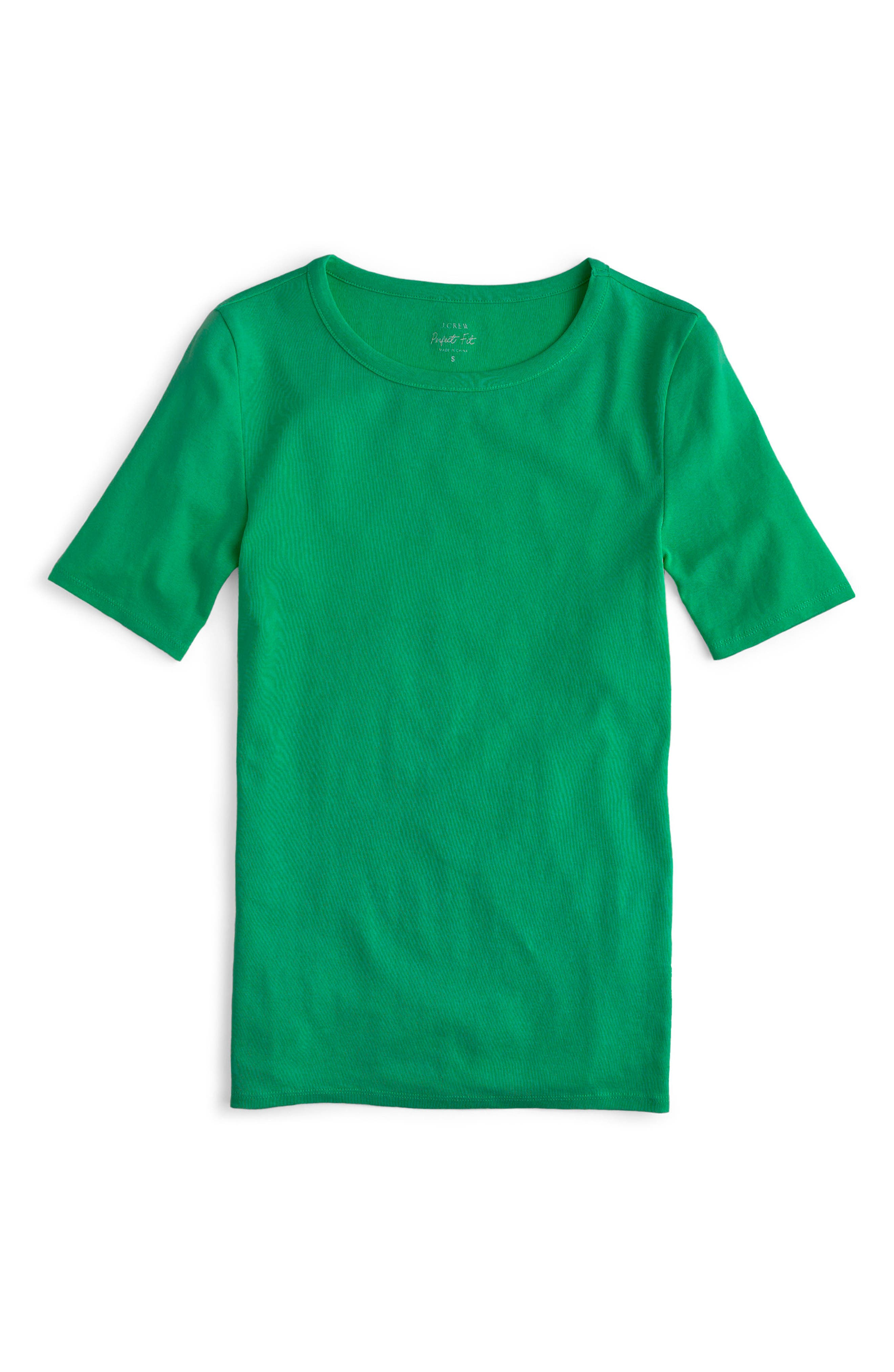 ,                             New Perfect Fit Tee,                             Main thumbnail 65, color,                             301