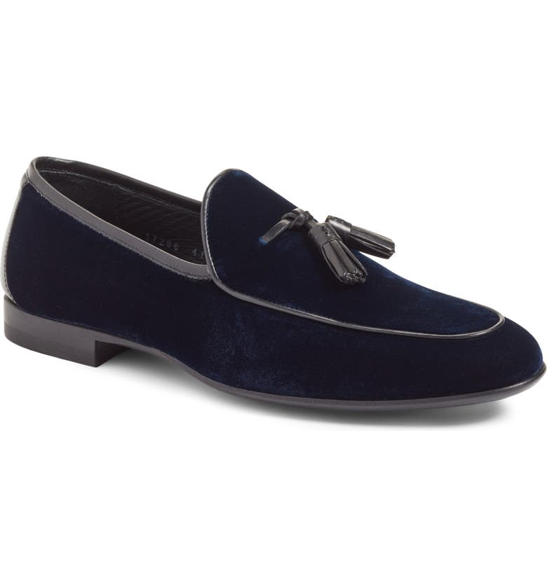 MAGNANNI Denton Tassel Loafer, Main, color, 410