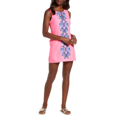Lilly Pulitzer Donna Romper Dress, Pink