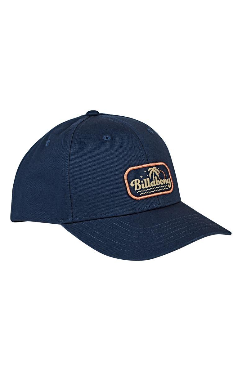 BILLABONG Walled Snapback Baseball Cap, Main, color, 415