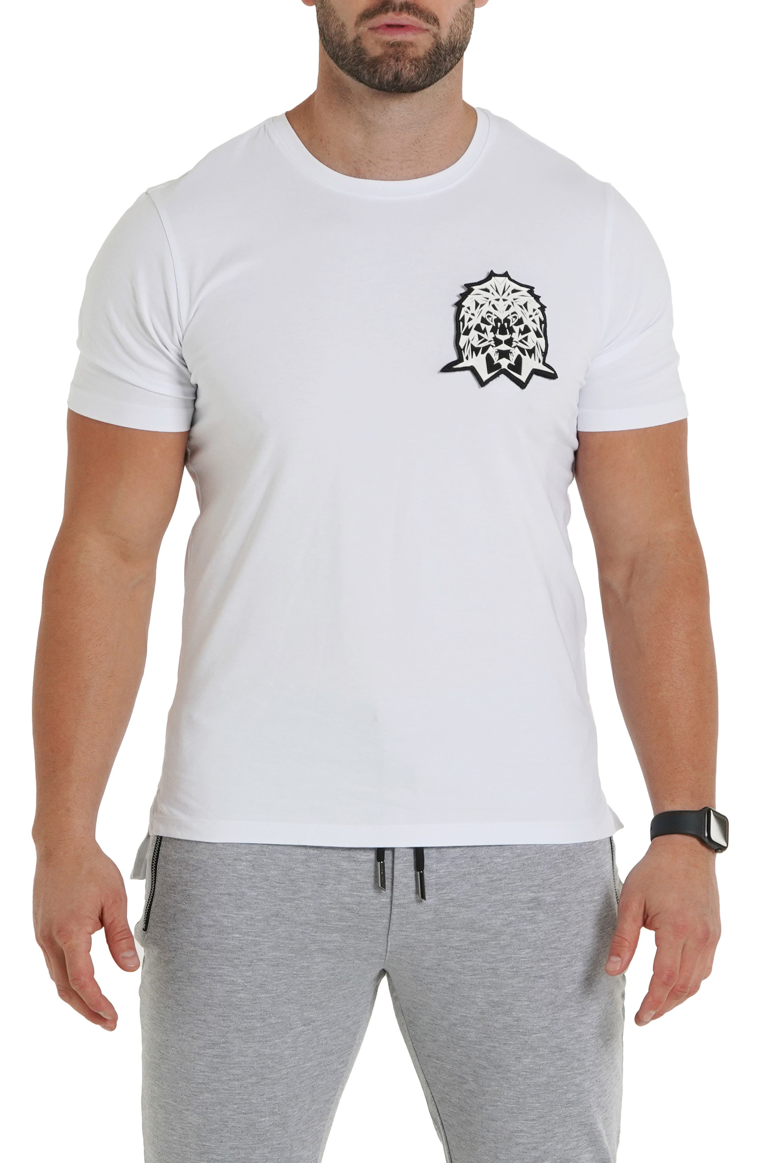 Lion Patch Tee