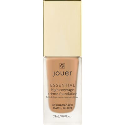 Jouer Essential High Coverage Creme Foundation - Sable