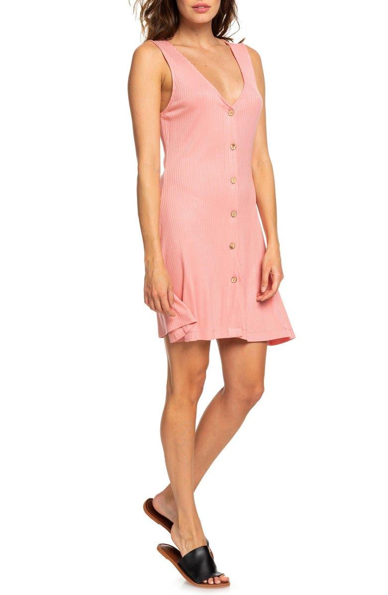 ROXY Dream Do Minidress, Main, color, ROSETTE